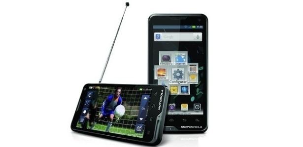 Com processador de 1 GHz, o Motorola Atrix XT682 foi mais valoz do que os concorrentes - Divulgação