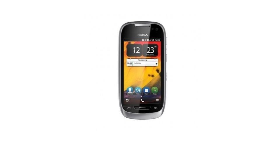 O Nokia 701 utiliza sistema operacional Symbian OS, processador de 1GHz, memória expansiva até 32GB com cartão MicroSD, câmera de 8 megapixels e tela de 3,5 polegadas. O aparelho é capaz de gravar os programas de TV, mas só funciona com fone de ouvido