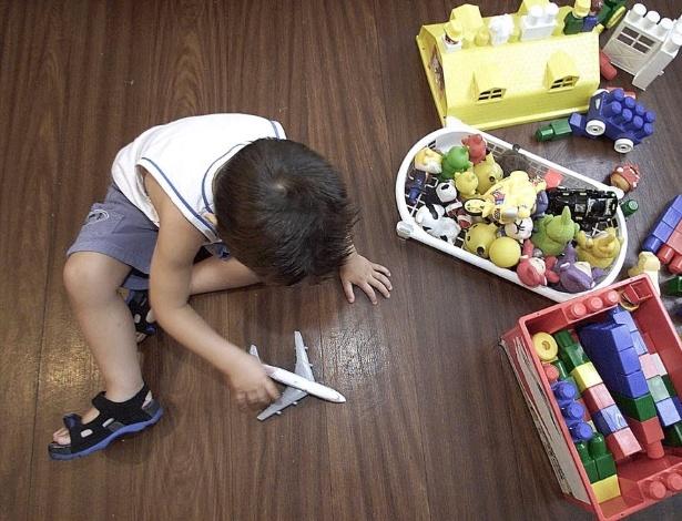 Hiperatividade traz ansiedade e tira a concentração de crianças e adultos - Patrícia Santos/Folhapress