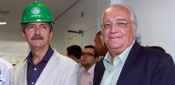 Wlademir Pescarmona será candidato à presidência do Palmeiras - Fabio Menotti/Divulgação/Palmeiras