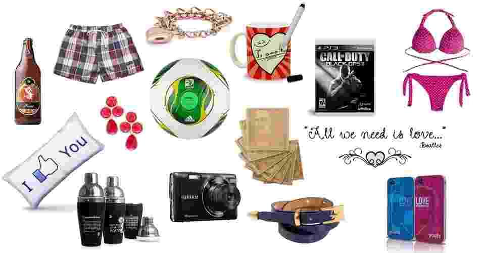 Guia de presentes de Natal para namorados - Divulgação