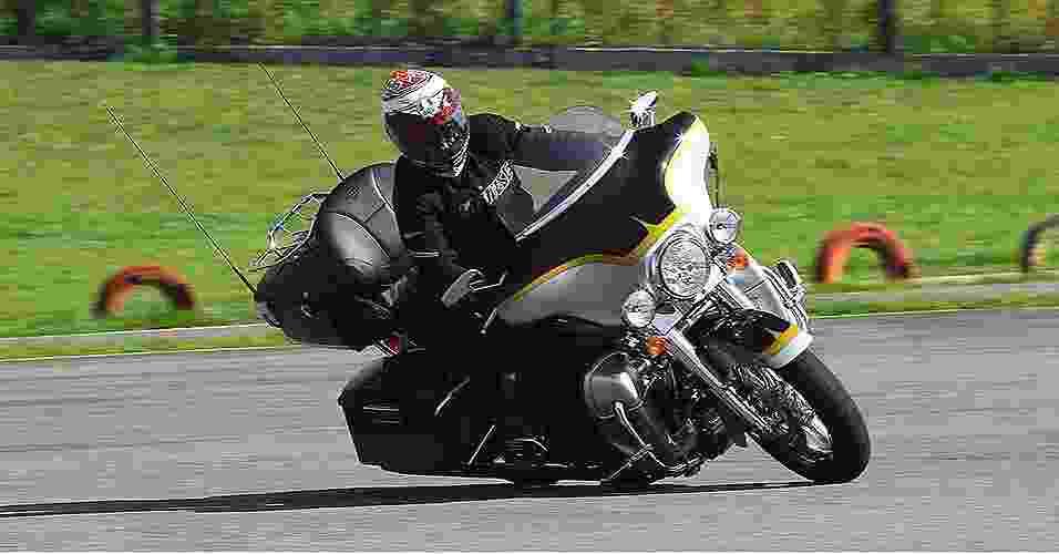 Harley-Davidson Ultra Classic Electra Glide CVO - Mario Villaescusa/Infomoto