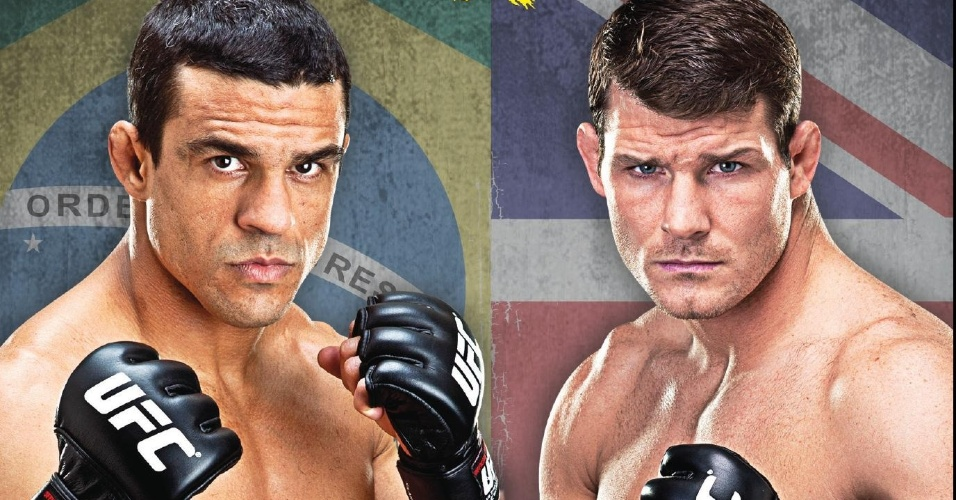 07.dez.2012 - Versão brasileira do pôster oficial do UFC São Paulo