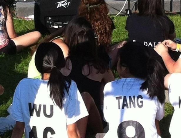 7.dez.2012 - 6 - A foto perfeita da reunião de Wu-Tang