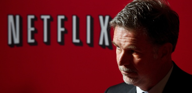Reed Hastings, fundador do Netflix