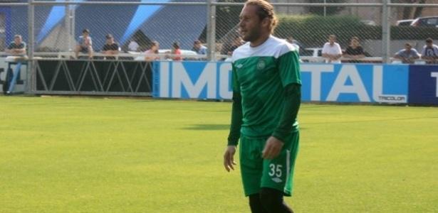 Rodrigo Gral defendeu a Chapecoense na temporada 2012