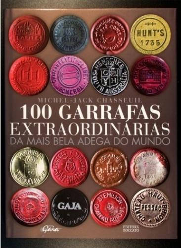100 garrafas extraordinárias, michel-jack chasseuil, livro, natal