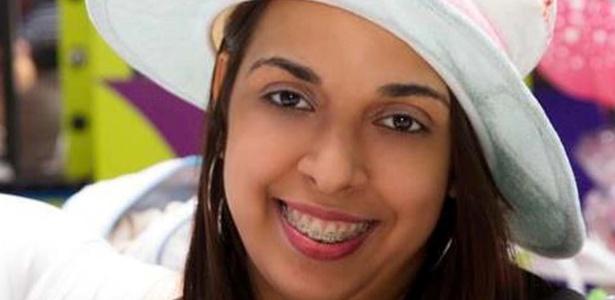 Jaqueline do Nascimento, 29, morreu ao tentar proteger a filha de 2 anos durante tentativa de assalto - Reprodução/Futura Press