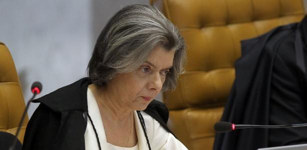 A ministra Cármen Lúcia, do STF, propôs a audiência para discutir a necessidade de autorização para biografias - Roberto Jayme/UOL