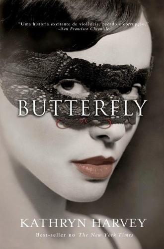 Butterfly, Kathryn Harvey, livro, natal