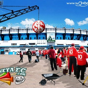 Corneta FC: A torcida já faz fila para começar a demolição do Olímpico