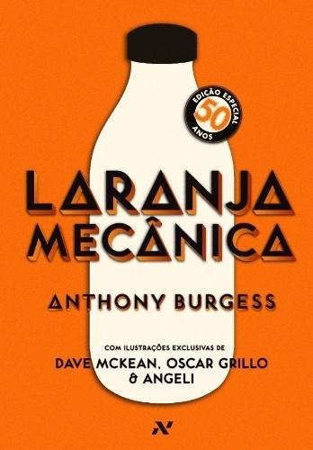 Laranja Mecânica, Anthony Burgess, livro, natal