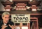Buemba! Japão decreta Tóquio de Recolher! - Arte UOL