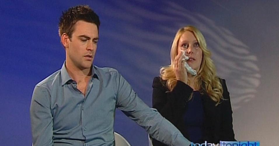 Os radialistas da Austrália Michael Christian e Mel Greig falam sobre trote que passaram em hospital em que Kate Middleton estava internada