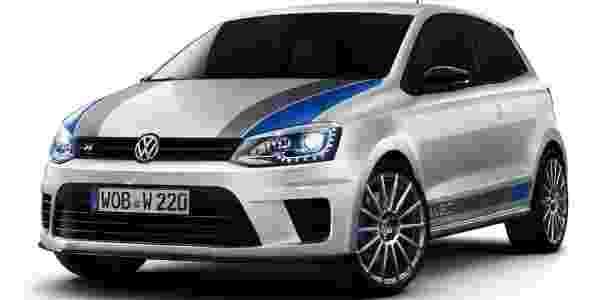 Volkswagen Polo R WRC - Divulgação - Divulgação