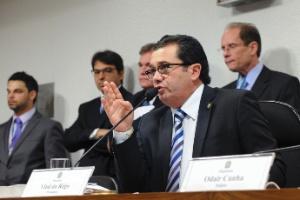 O ex-senador e atual ministro do TCU Vital do Rêgo (PMDB-PB)