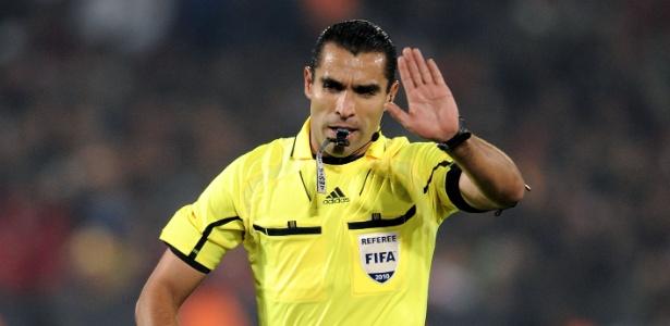 Árbitro Marco Antonio Rodríguez apitará Brasil e Alemanha na semifinal da Copa