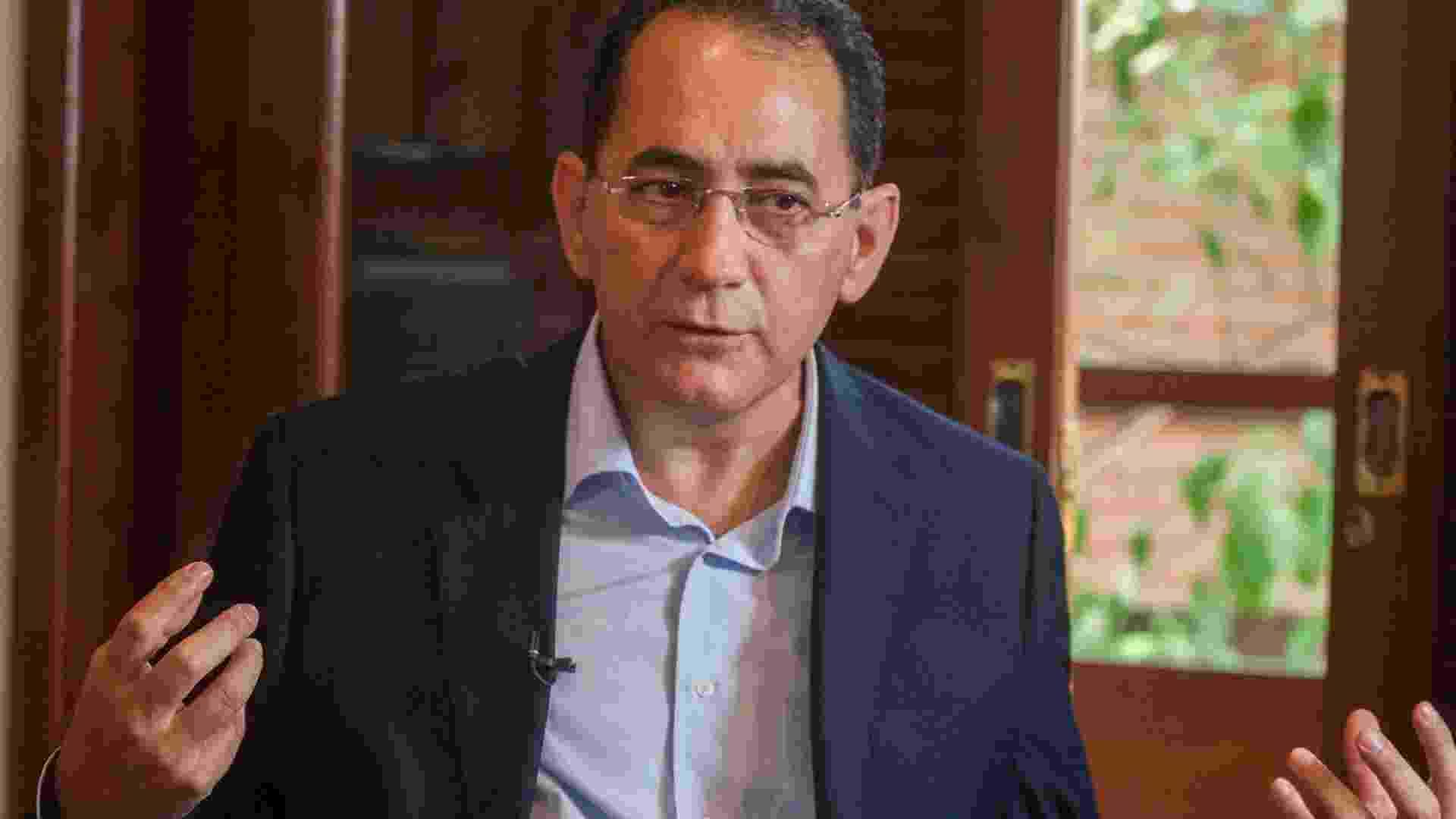 João Paulo Cunha no Poder e Política - Danilo Verpa 11.dez.2012/Folhapress