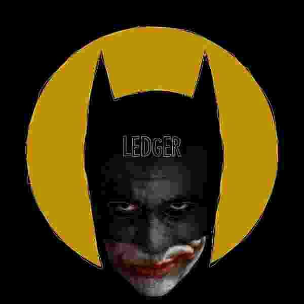 """O ator Heath Ledger, o coringa de """"O Cavaleiro das Trevas"""" é transformado em Batman na série """"We are Batman - Can a hero really be anyone?"""" (Nós Somos Batman - Pode Qualquer Um Ser um Herói?). Na série, o designer curitibano Butcher Billy transforma famosos no cavaleiro das trevas - Behance.net/ButcherBilly"""