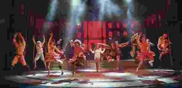 """Foto do musical """"Viva Forever"""", que é baseado no grupo Spice Girls - Efe - Imagem divulgada pela Judy Craymer Productions"""