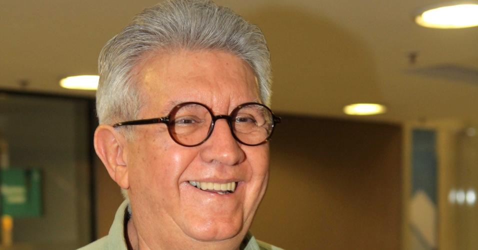 1.abr.2012 - O dramaturgo Naum Alves de Souza