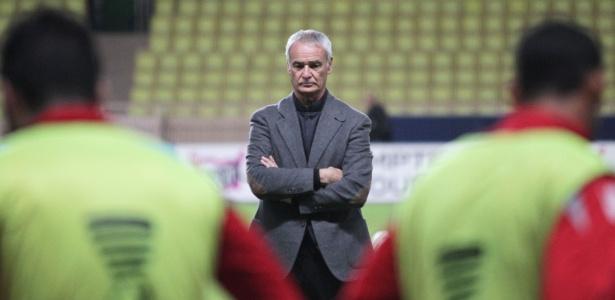 Claudio Ranieri é o principal alvo do Chelsea para a próxima temporada