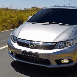 Honda Civic 2.0 - Divulgação