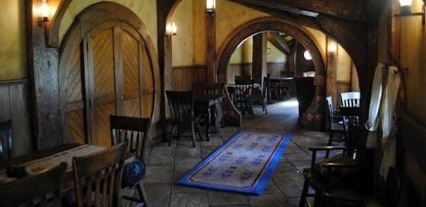 13.12.2012 - Bar em homenagem ao filme