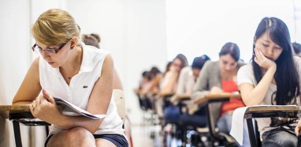 Pesquisa aponta que dois terços dos alunos das federais vêm de famílias cuja renda não ultrapassa 1,5 salário mínimo per capita - Leonardo Soares/UOL