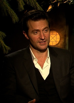 O ator Richard Armitage