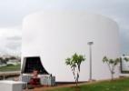 Projetado por Niemeyer, teatro em Uberlândia (MG) é inaugurado 23 anos após projeto ser feito - Valter de Paula/Prefeitura de Uberlândia