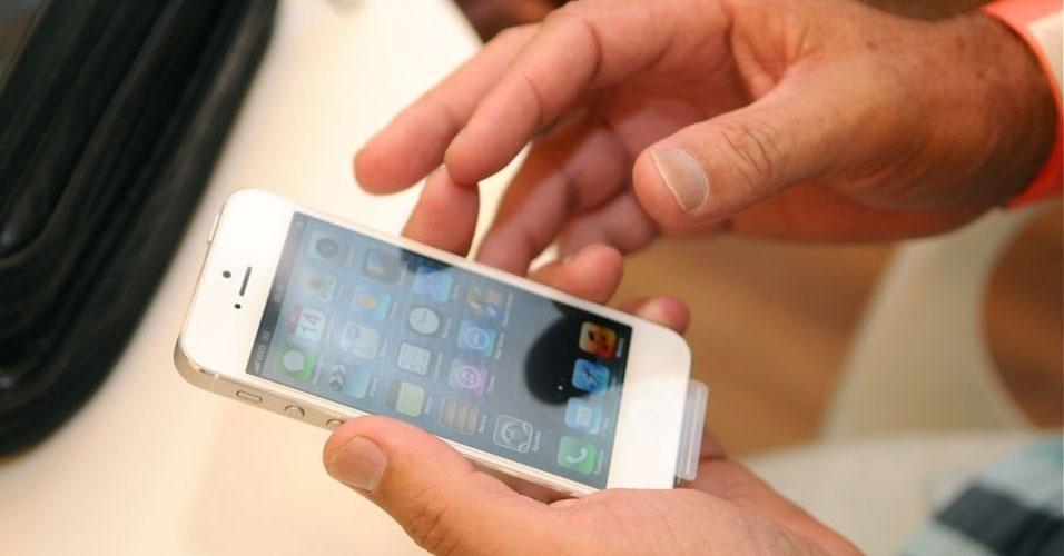 Lançamento iPhone 5 Vivo