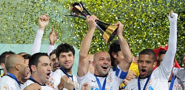 Conquista do Mundial de Clubes da Fifa ajudou o Corinthians a subir no ranking