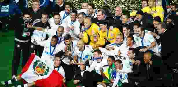 Corinthians venceu o Chelsea para conquistar o Mundial de Clubes pela segunda vez - REUTERS/Kim Kyung-Hoon