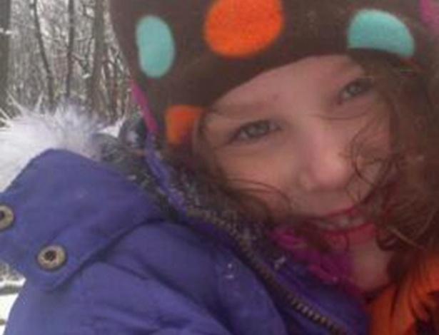 17.dez.2012 - Foto do facebook mostra Charlotte Bacon, uma das vítimas de Adam Lanza, 20, atirador que matou 26 pessoas, a maioria crianças, na escola primária Sandy Hook, em Newtown, Connecticut (EUA), na sexta-feira (14)
