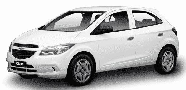 """Onix 1.0 LS deve ganhar versão """"pelada"""" para se tornar o novo carro de entrada da GM - Divulgação"""