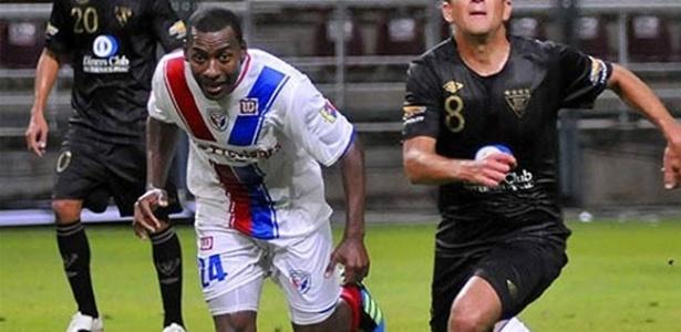 Jogador colombiano Jarvi Mejía morre após ser baleado em tentativa de assalto na Venezuela