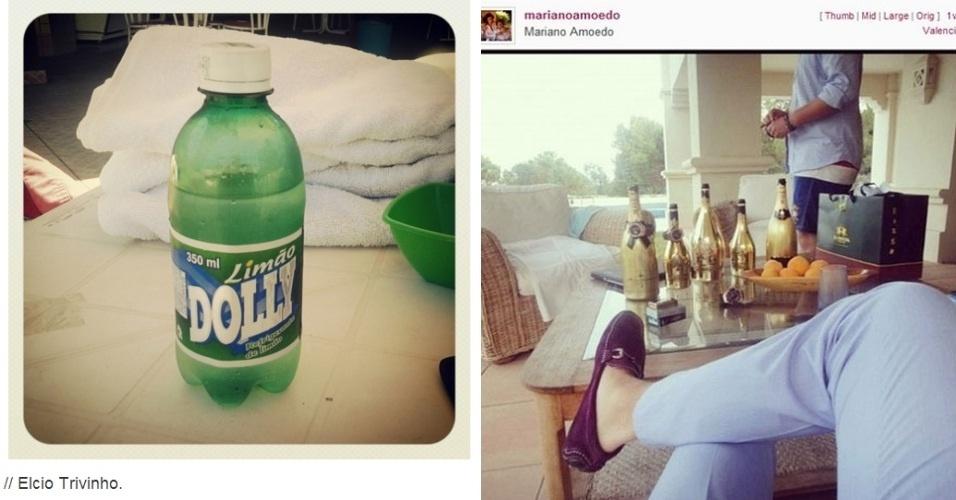 """O site """"Rich kids of Instagram"""" seleciona fotos publicadas por aqueles que expõem no Instagram a grana que (supostamente) têm. Por outro lado, o """"Pobregr.am"""" faz o contrário: seleciona imagens mais humildes, daqueles que divulgam imagens da vida real"""