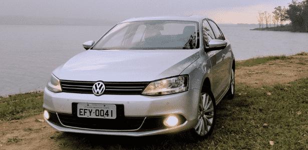 Volkswagen Jetta básico vai deixar de usar o motor do Santana... finalmente - Claudio Luís de Souza/UOL