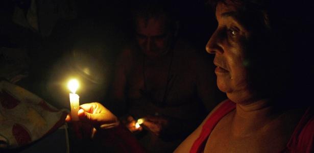 Mais de 1 bilhão de pessoas ainda vivem sem energia - Severino Silva/Agência O Dia/Estadão Conteúdo