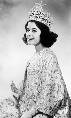 A argentina Norma Nolan venceu o Miss Universo 1962, realizado em Miami, nos EUA