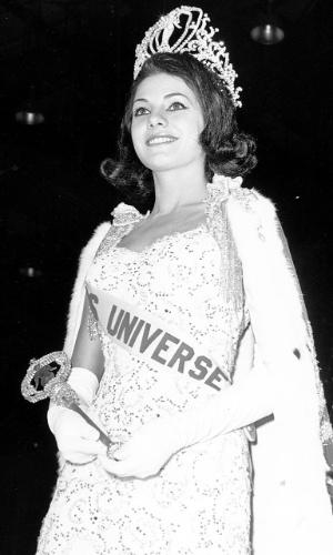 A brasileira Ieda Maria Vargas venceu o Miss Universo 1963, realizado em Miami, nos EUA. Ela foi a primeira brasileira a conquistar a coroa