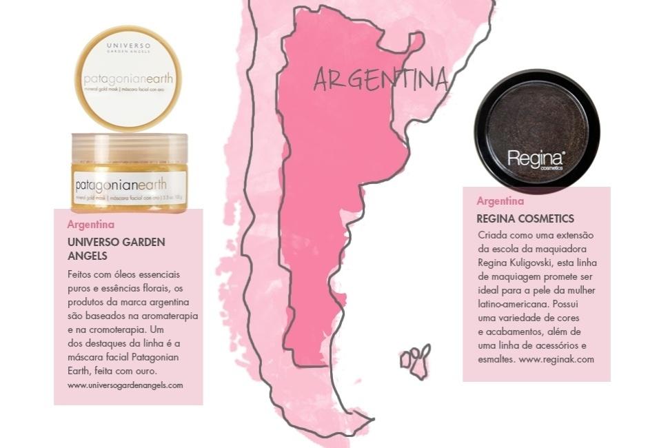 Beleza de viagem - Argentina