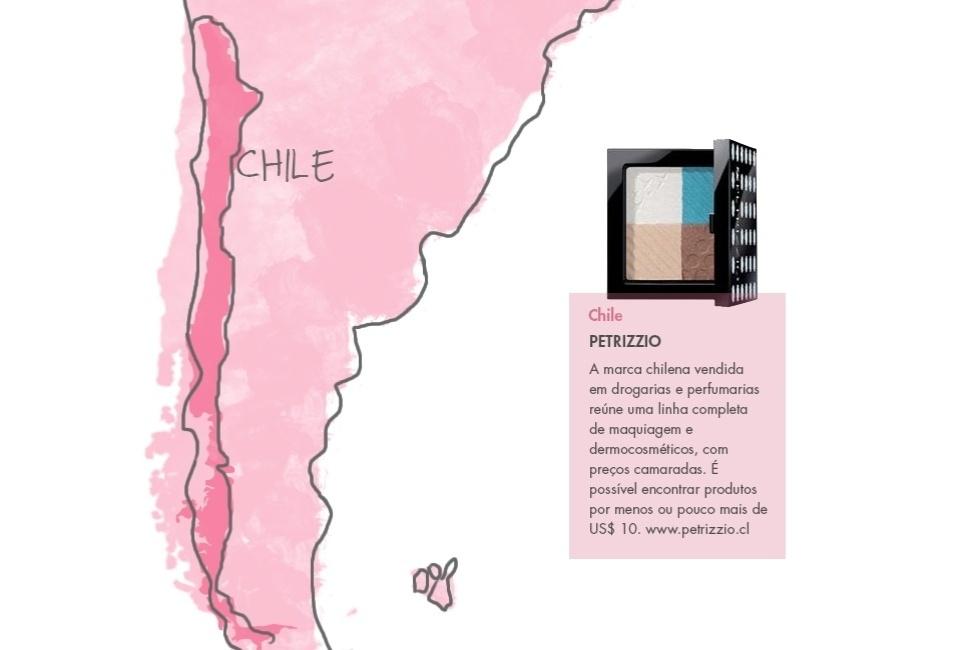 Beleza de viagem - Chile