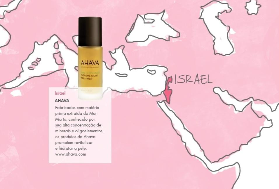 Beleza de viagem - Israel