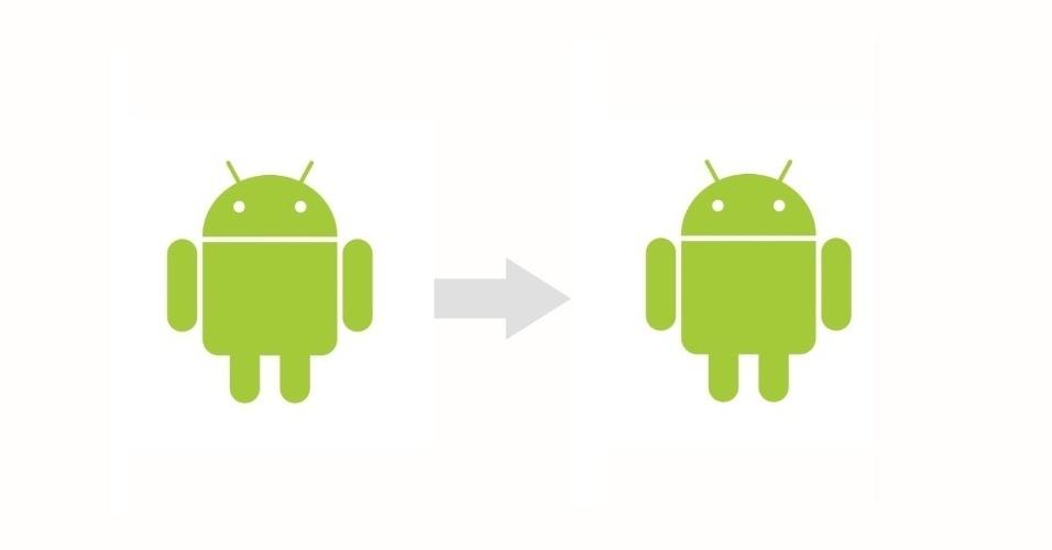Como passar contatos entre Androids