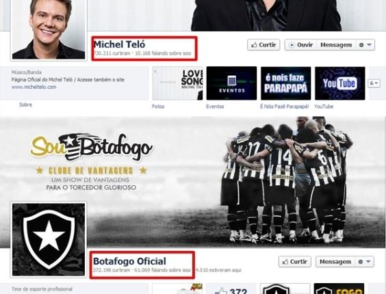 Corneta FC: É oficial: até Michel Teló é maior que o Botafogo