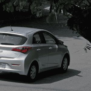 Hyundai HB20 - Murilo Góes/UOL