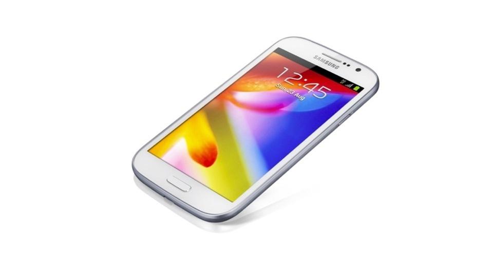O Galaxy Grand é mais um produto da Samsung na família Galaxy. Em formato de Foblet (smartphone + tablet), o produto possui tela de 5 polegadas, suporte para até dois chips, processador dual-core de 1,2 GHz, Android 4.1 e câmera de 8 megapixels. O dispositivo também conta com recursos presentes no Galaxy SIII e no Galaxy Note