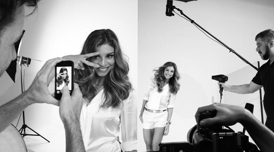 """19.dez.2012 - Grazi Massafera fez ensaio para uma campanha de calçados. As imagens foram divulgadas pelo fotógrafo Ton Reis. Grazi está na próxima novela das 18h, """"Flor do Caribe"""""""
